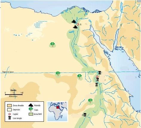 Mapa De Egipto Antiguo.Juegos De Historia Juego De Mapa Del Antiguo Egipto