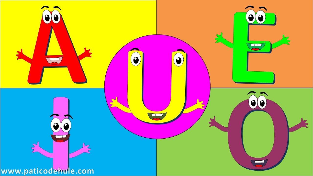 Juegos de Lengua   Juego de Jugando con las vocales