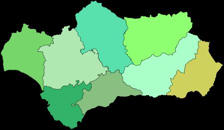 Juegos de Geografa  Juego de Provincias de Andaluca 3  Cerebriti