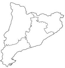 Mapa De Catalunya Provincies.Juegos De Geografia Juego De Provincies De Catalunya