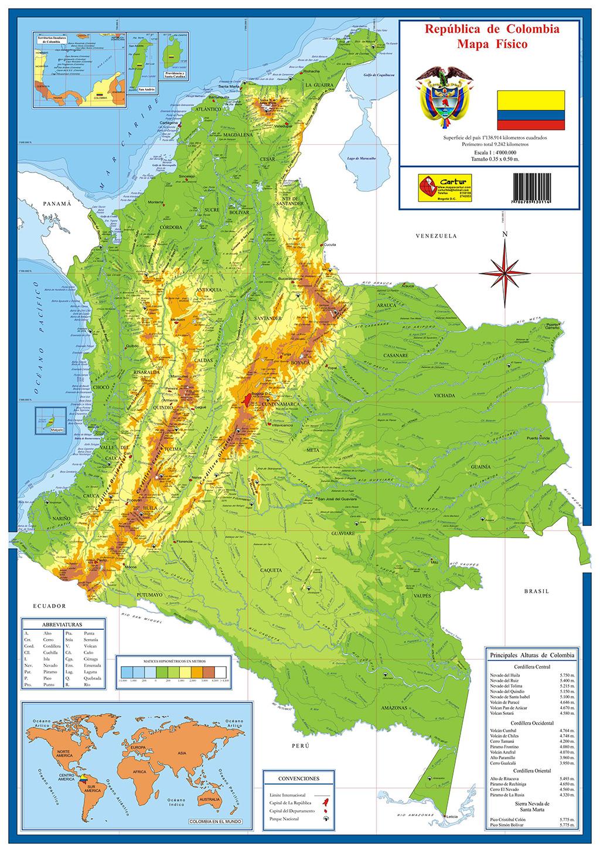Juegos de Geografa  Juego de Cordillera Central colombiana