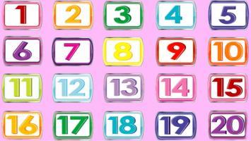 Juegos De Idiomas Juego De Numeros En Ingles Del 1 Al 20 Cerebriti