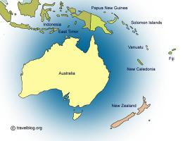Mapa Politico Oceania Interactivo.Juegos De Geografia Juego De Paises Y Capitales De Oceania Cerebriti