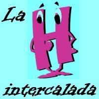Resultado de imagen de JUEGOS H INTERCALADA