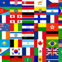 Juegos De Idiomas Juego De Paises Y Nacionalidades En Ingles Cerebriti