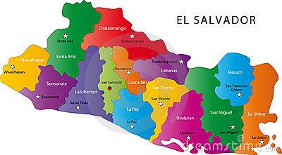 Juegos De Geografia Juego De Cabeceras De El Salvador Cerebriti