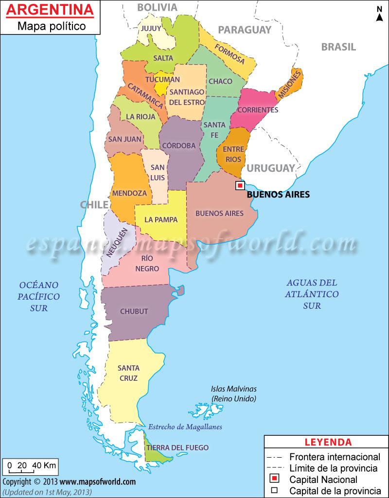Mapa De Argentina Provincias.Juegos De Geografia Juego De Capitales De Provincias